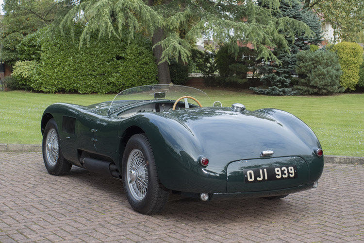 1982 Jaguar C Type - Aluminium body, Suffolk chassis, 3.4, 500mls For Sale (picture 3 of 10)