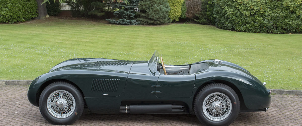 1982 Jaguar C Type - Aluminium body, Suffolk chassis, 3.4, 500mls For Sale (picture 4 of 10)