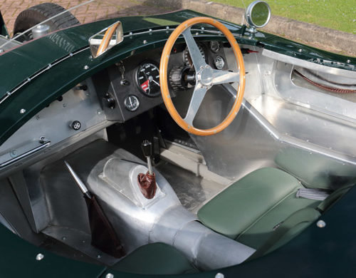 1982 Jaguar C Type - Aluminium body, Suffolk chassis, 3.4, 500mls For Sale (picture 5 of 10)