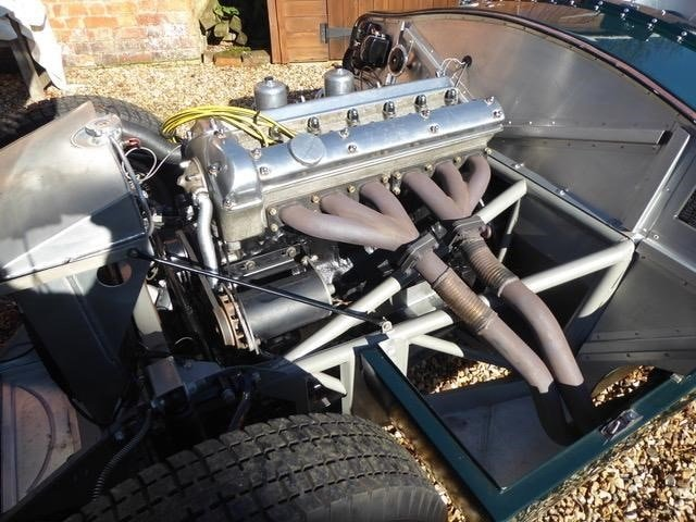 1982 Jaguar C Type - Aluminium body, Suffolk chassis, 3.4, 500mls For Sale (picture 9 of 10)