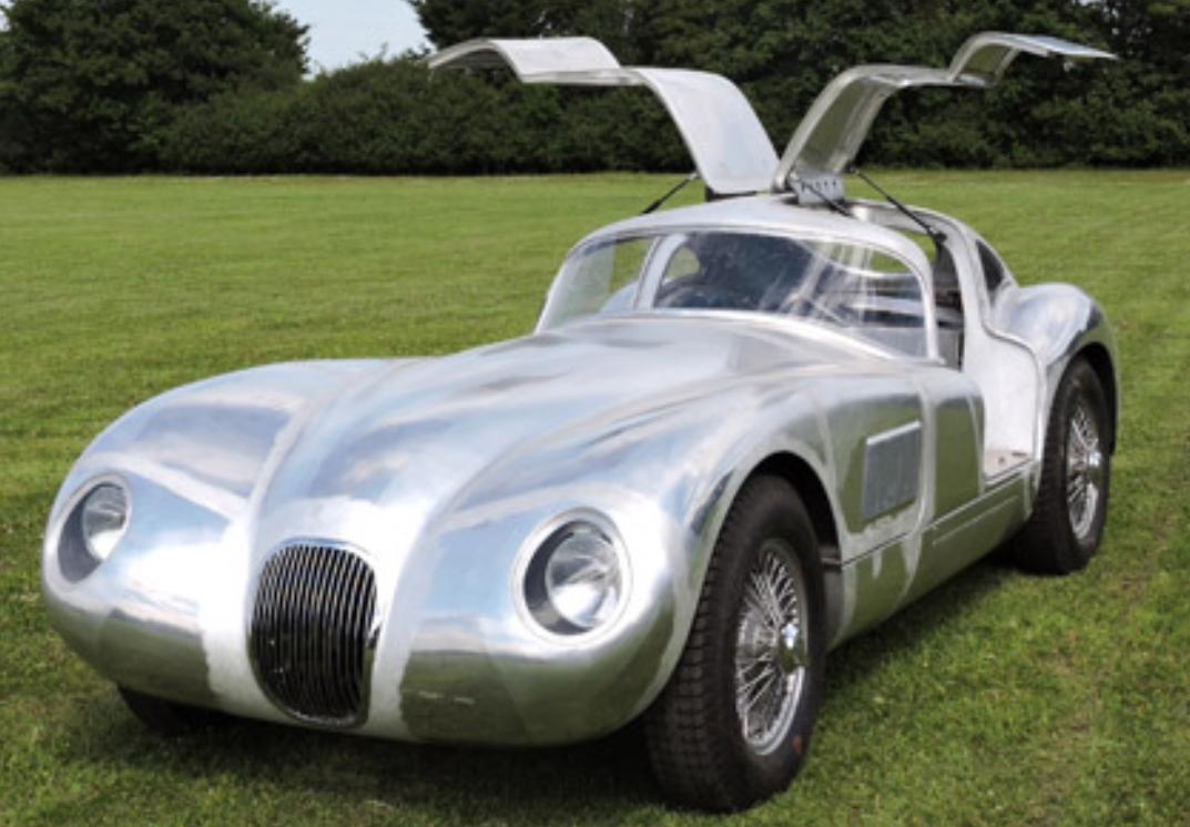 1955 Jaguar C-TYPE Gullwing Coupe  For Sale (picture 1 of 3)
