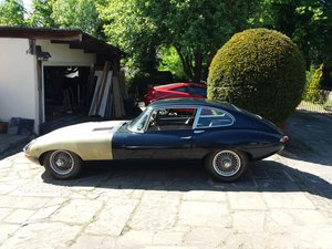 1968 E type Restoration project Series 1 /1.5 For Sale