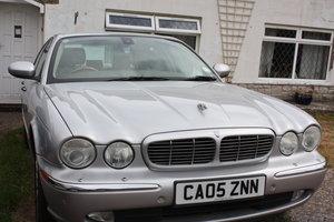 2005 Jaguar xj6 sovereign 3 litre petrol silver
