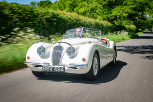 1976 Broomstick XK120  For Sale