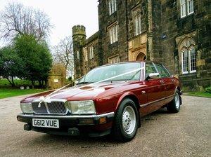 1990 Jaguar XJ40 For Sale