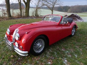 Picture of 1957 Jaguar XK 140 DHC - technical highlight of the 50s For Sale
