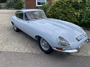 1962 Jaguar E-Type Series 1 Fixed Head Coupe  For Sale