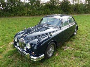 Jaguar MK II 3.8 - nobel and sporty