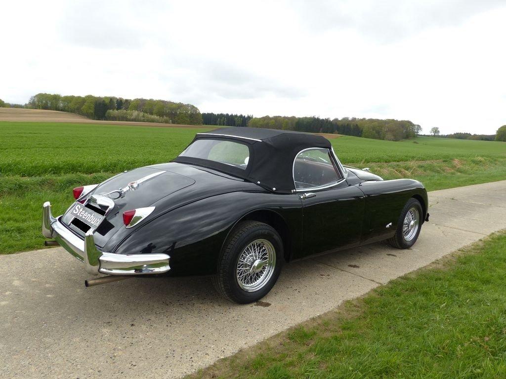 1959 Jaguar XK 150 OTS - Overdrive For Sale (picture 4 of 6)