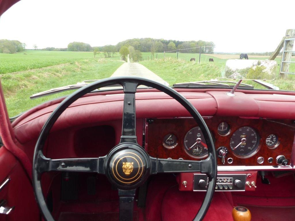 1959 Jaguar XK 150 OTS - Overdrive For Sale (picture 6 of 6)