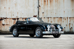 1958 Jaguar XK150 Drop Head Coupe For Sale