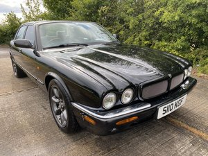 1998 Superb Supercharged X308 XJR XJ For Sale