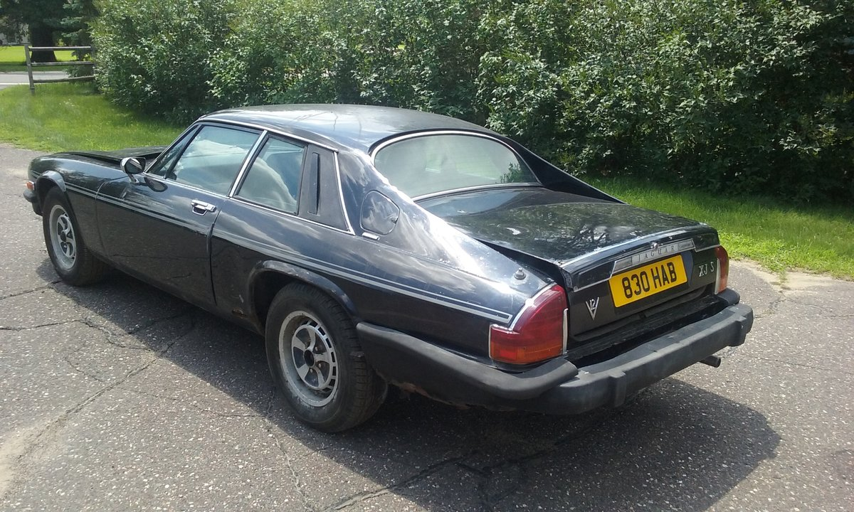 1972 Jaguar XJ-S Coupe For Sale (picture 6 of 6)