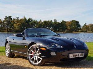2004 Jaguar XKR 4.2L Convertible 53k miles  SOLD
