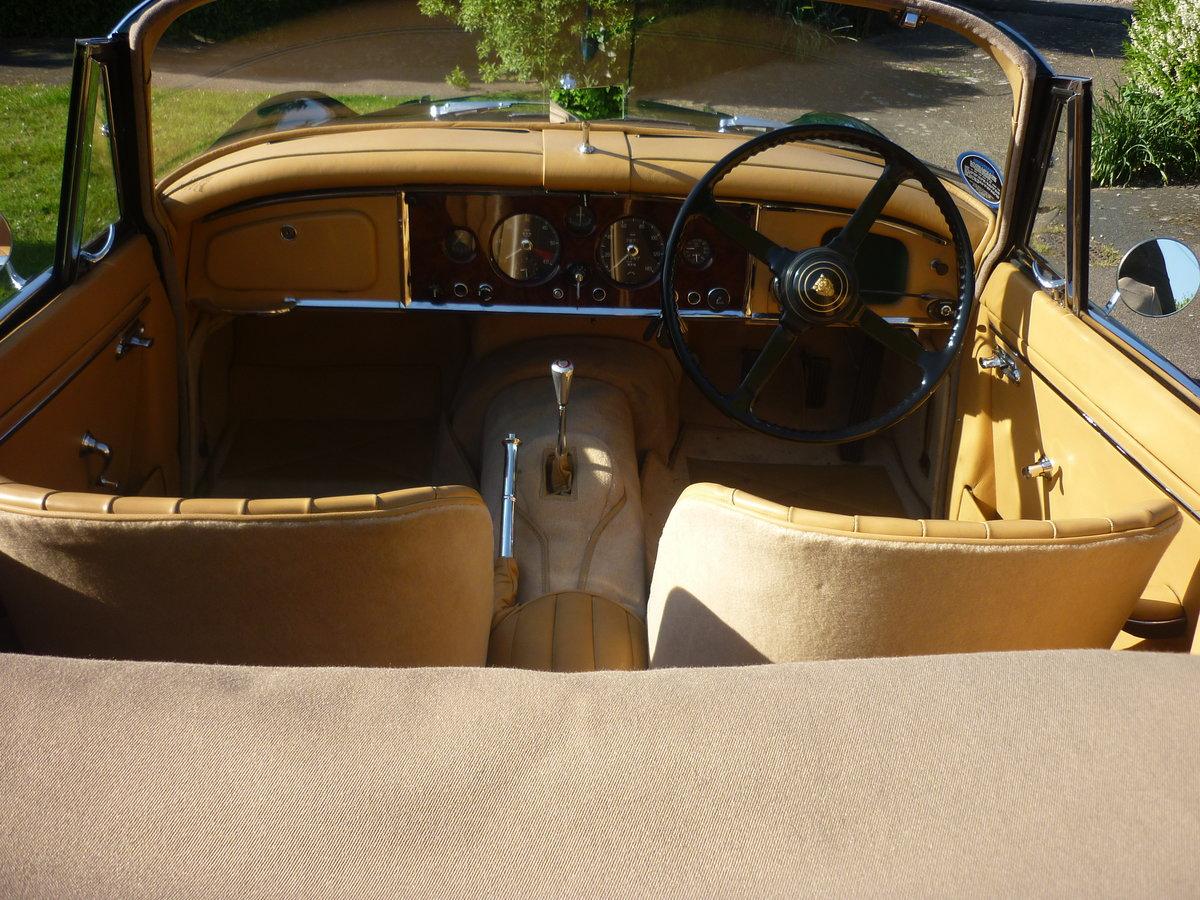 1960 Jaguar xk150 s  drophead  full body off resto For Sale (picture 2 of 6)