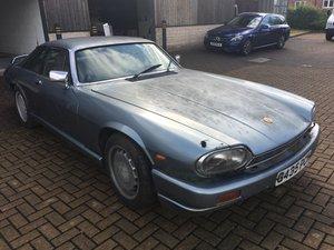1990 Jaguar xjs v12 5.3 sport auto