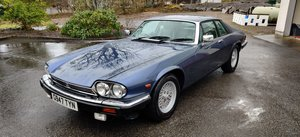 1989 Jaguar XJ-S V12 Coupe-superb example NOW SOLD