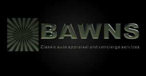1960 Classic vehicle appraisal services
