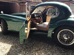 1953 Jaguar XK120 FHC SE LHD