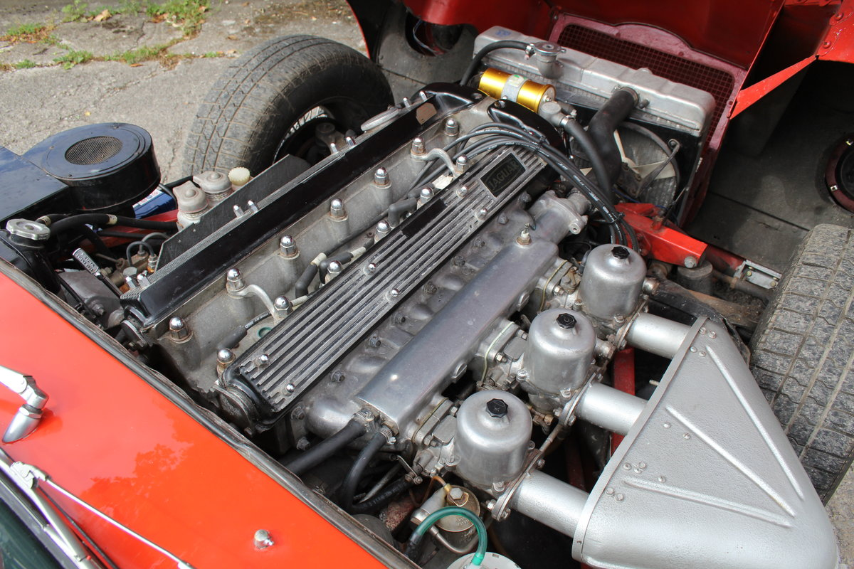 1970 Jaguar E-Type Series II Roadster - Matching numbers, lovely  For Sale (picture 13 of 20)