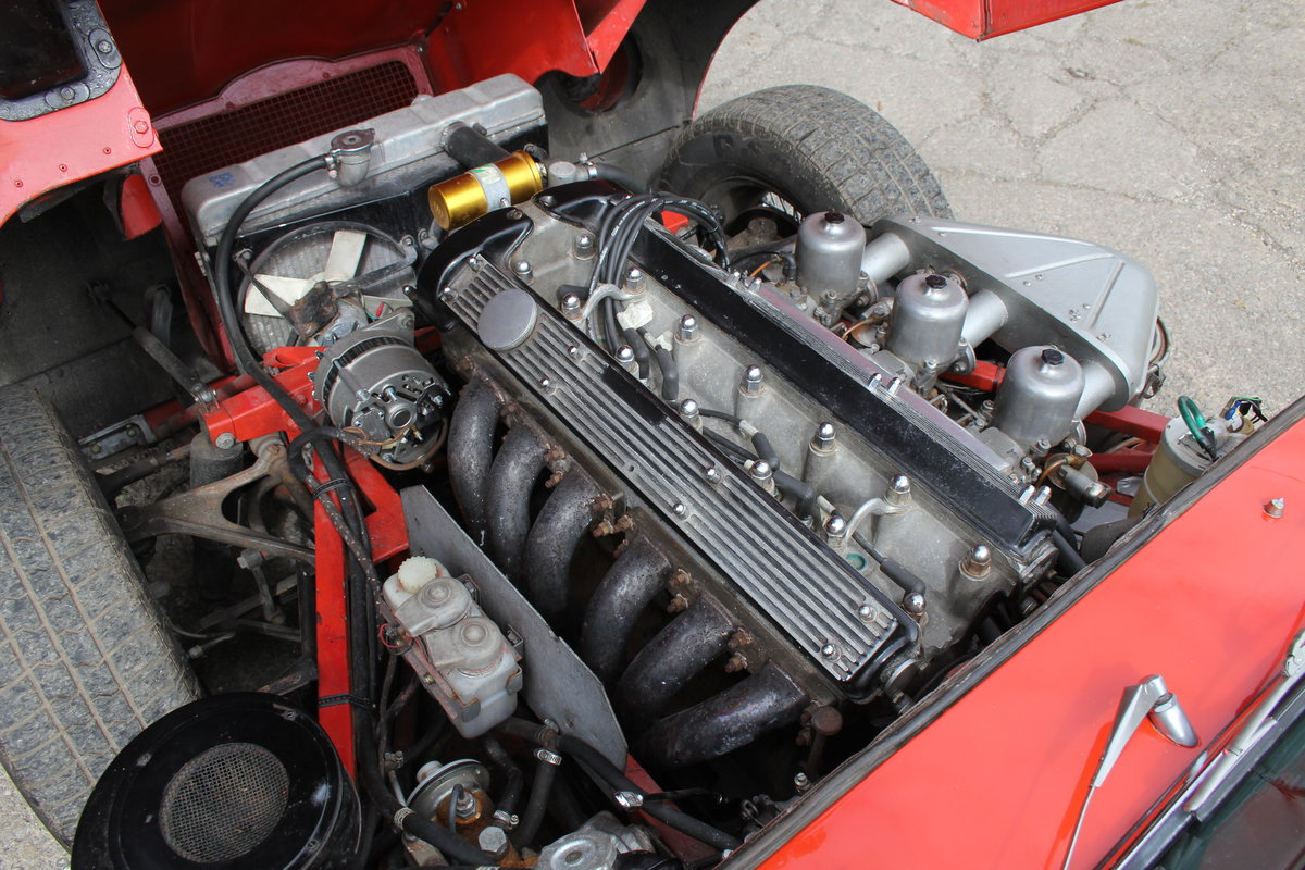 1970 Jaguar E-Type Series II Roadster - Matching numbers, lovely  For Sale (picture 16 of 20)
