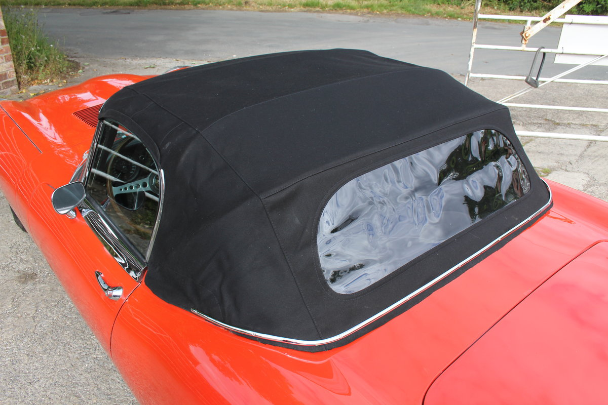 1970 Jaguar E-Type Series II Roadster - Matching numbers, lovely  For Sale (picture 17 of 20)