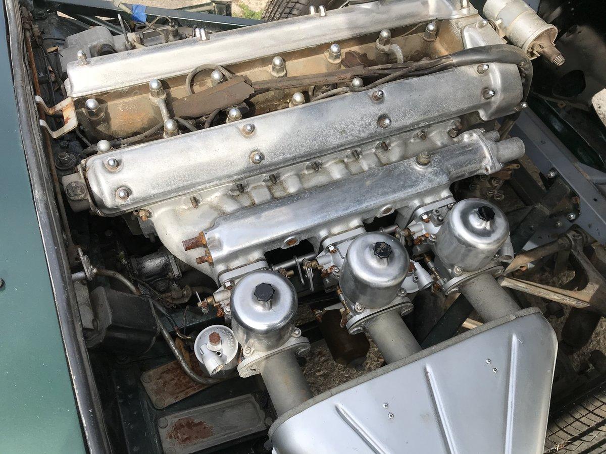 1965 Jaguar E-Type S1 4.2 FHC LHD California car For Sale (picture 5 of 6)