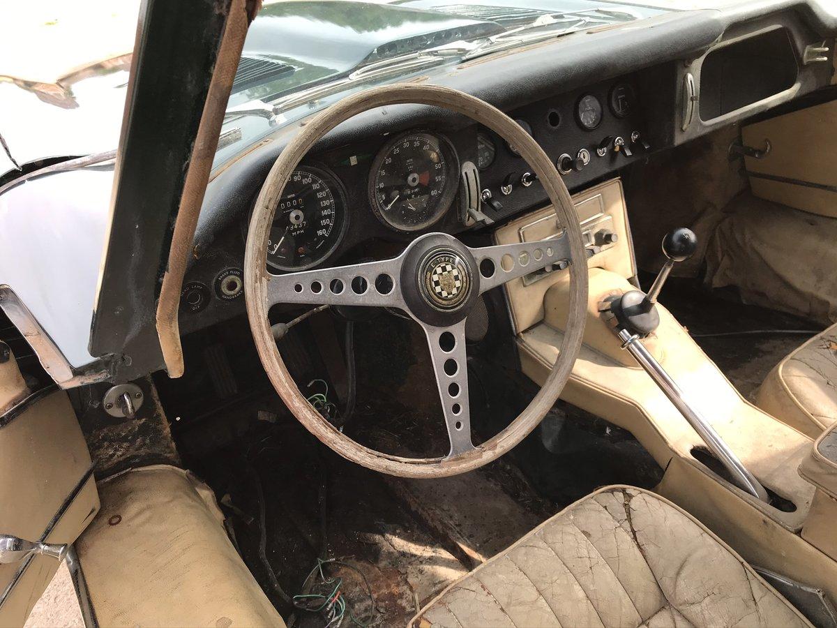 1965 Jaguar E-Type S1 4.2 FHC LHD California car For Sale (picture 6 of 6)