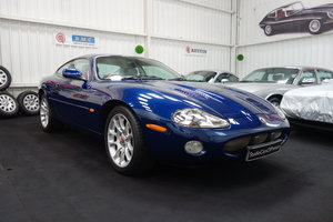 2002 Jaguar XKR XK8 4.0 Supercharged Very good condition SOLD
