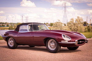 Picture of 1966 Jaguar XKE Roadster SOLD