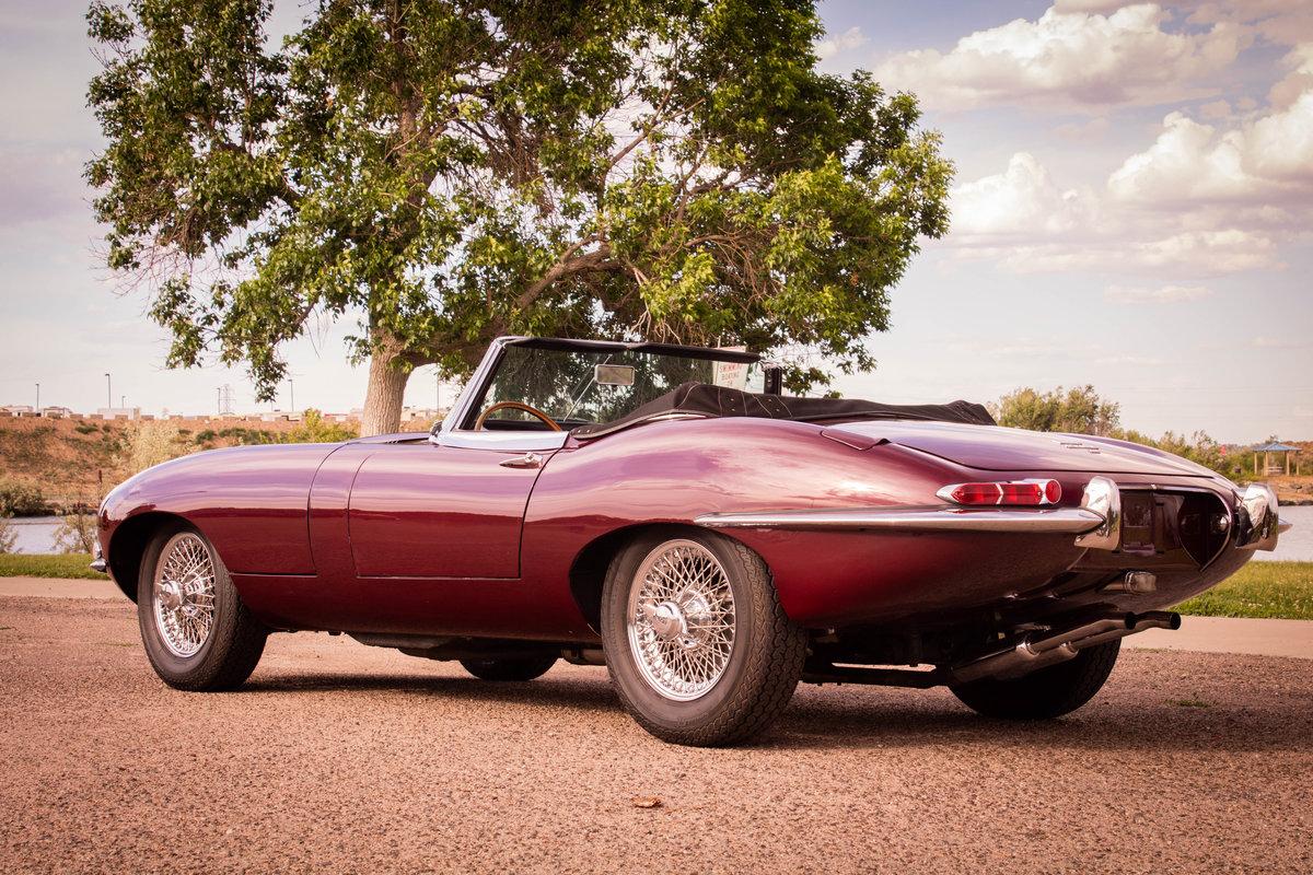1966 Jaguar XKE Roadster SOLD (picture 6 of 6)