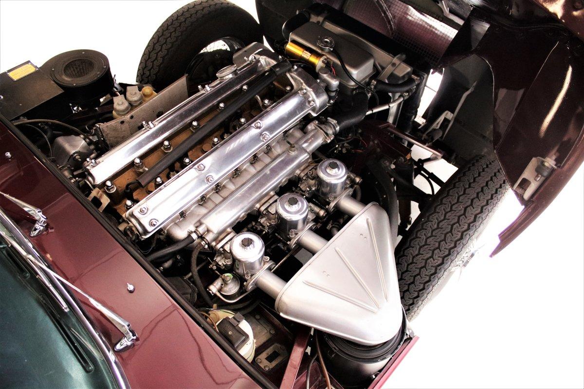 1966 Jaguar XKE Roadster SOLD (picture 3 of 6)