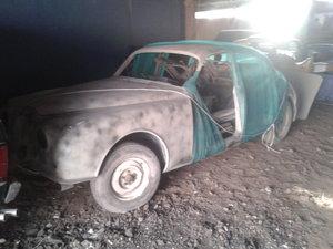 1964 Mk2 Jaguar Project