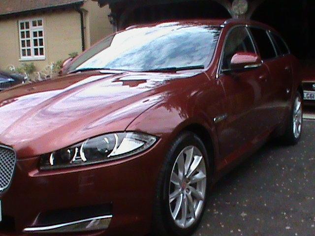 2013 Jaguar XF Sportbrake 3.0 V6 37k Miles FSH Pristine For Sale (picture 3 of 6)