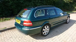 2006 X-type Estate 2.2 SE Diesel 6-speed FSH Owned 8yrs