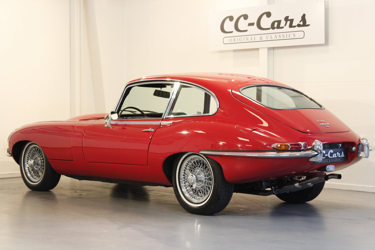1969 Jaguar E-Type 4,2 2+2 For Sale (picture 2 of 6)