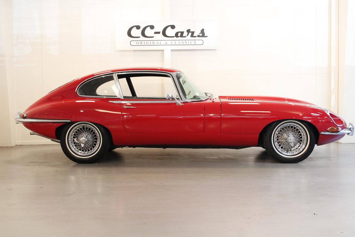 1969 Jaguar E-Type 4,2 2+2 For Sale (picture 3 of 6)