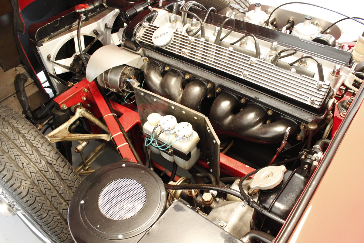 1969 Jaguar E-Type 4,2 2+2 For Sale (picture 5 of 6)