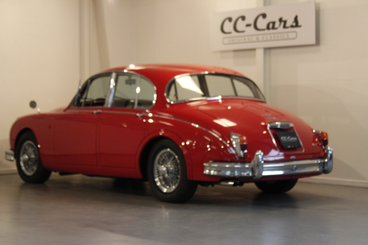 1960 Jaguar MK. II 3,8 Saloon For Sale (picture 2 of 6)