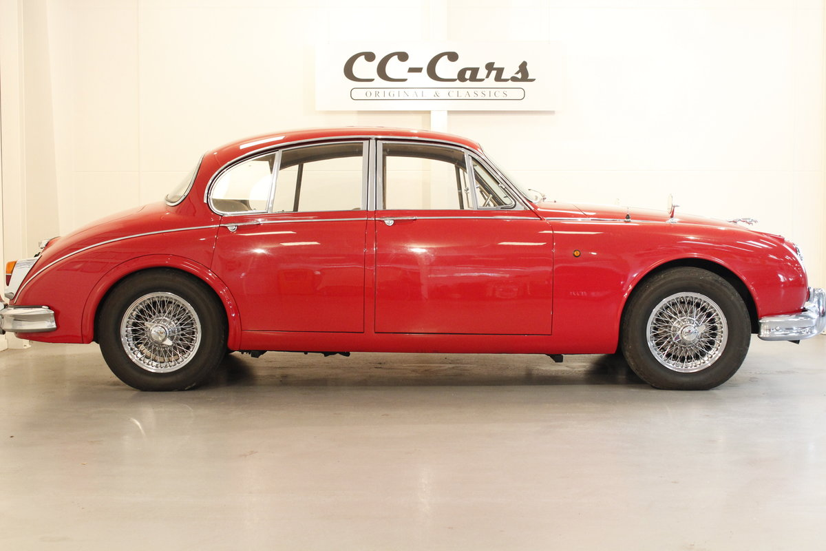 1960 Jaguar MK. II 3,8 Saloon For Sale (picture 3 of 6)