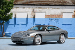 2004  Jaguar XKR Coupé