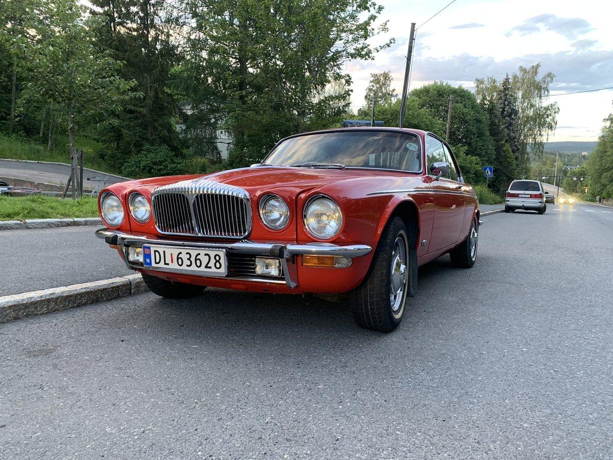 1977 Jaguar/Daimler Sovereign CJC For Sale (picture 2 of 6)