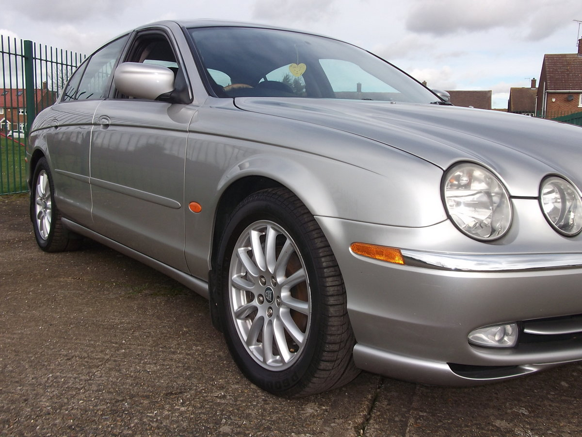 1999 Jaguar s -type For Sale | Car And Classic