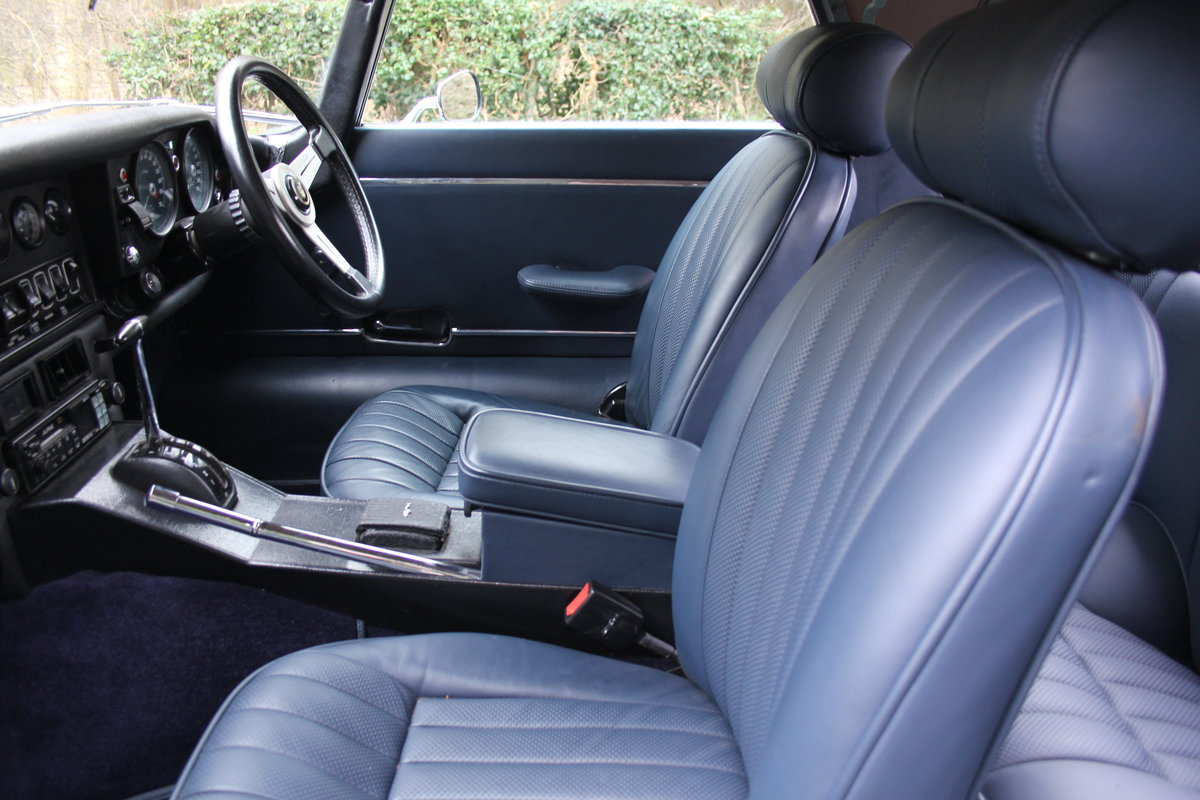1973 Jaguar E-Type Series III V12 Vicarage Roadster For Sale (picture 11 of 21)