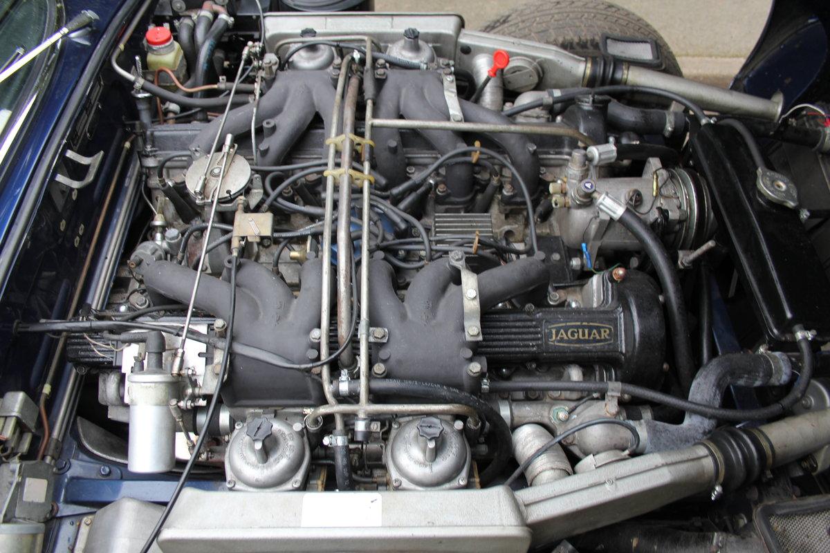 1973 Jaguar E-Type Series III V12 Vicarage Roadster For Sale (picture 14 of 21)