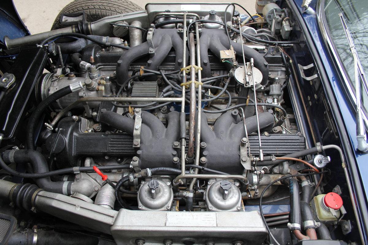 1973 Jaguar E-Type Series III V12 Vicarage Roadster For Sale (picture 15 of 21)