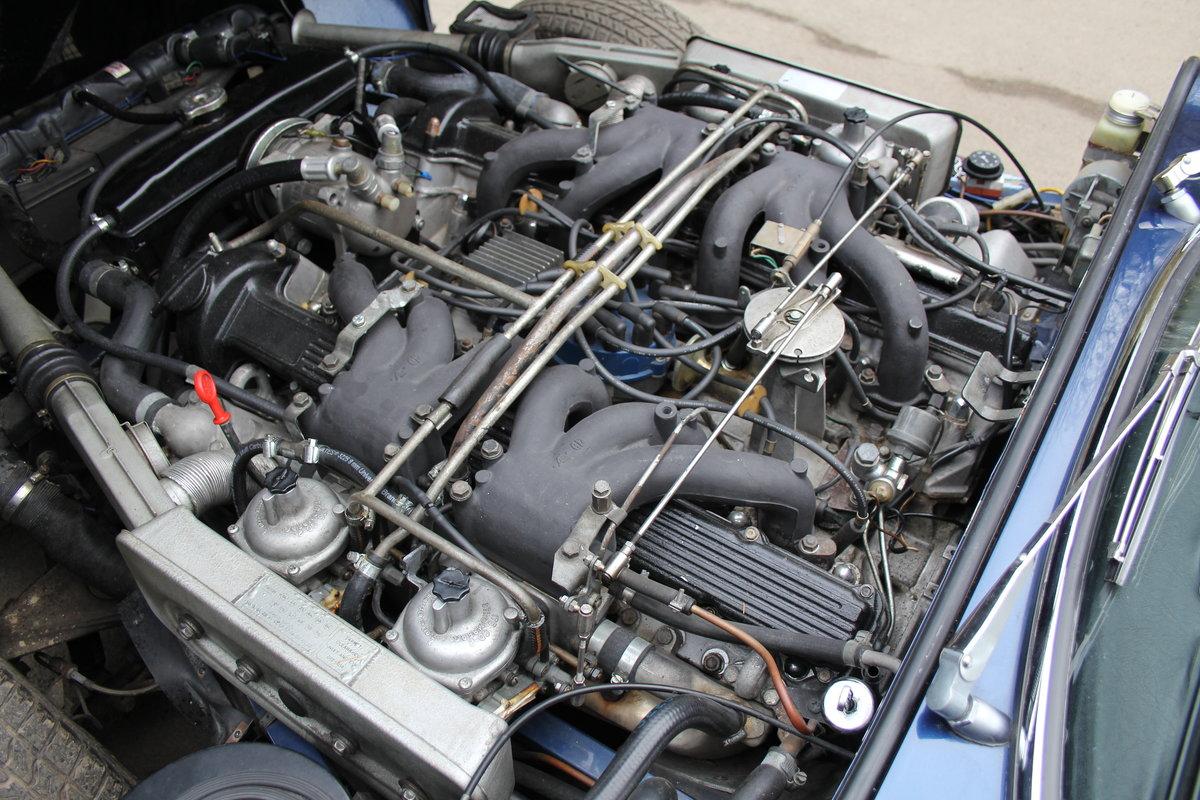 1973 Jaguar E-Type Series III V12 Vicarage Roadster For Sale (picture 16 of 21)