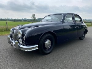 1957 Jaguar Mk1 3.4 Manual Overdrive