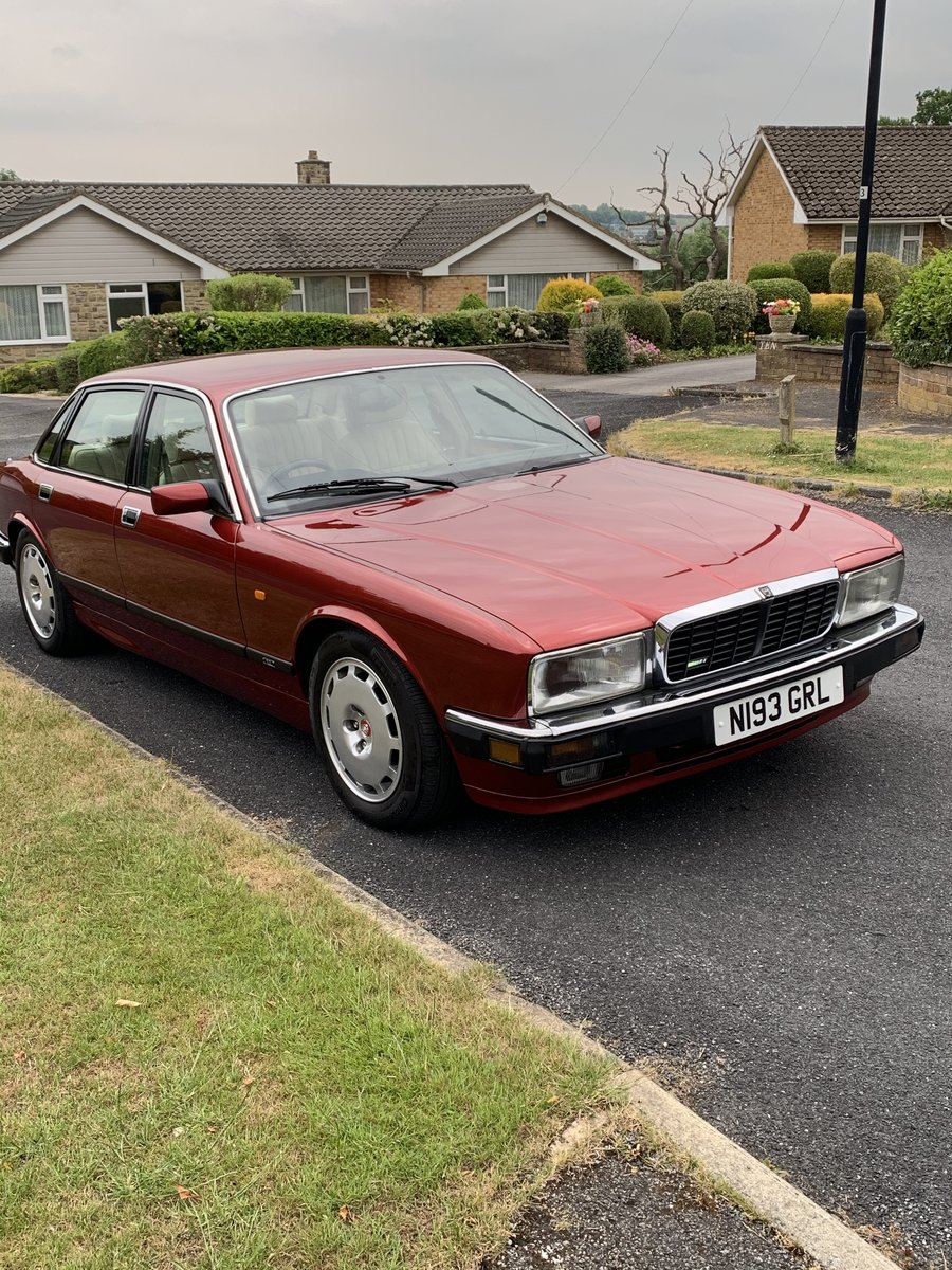 1995 Very rare XJ40 XJR - one of last two registered SOLD (picture 2 of 6)