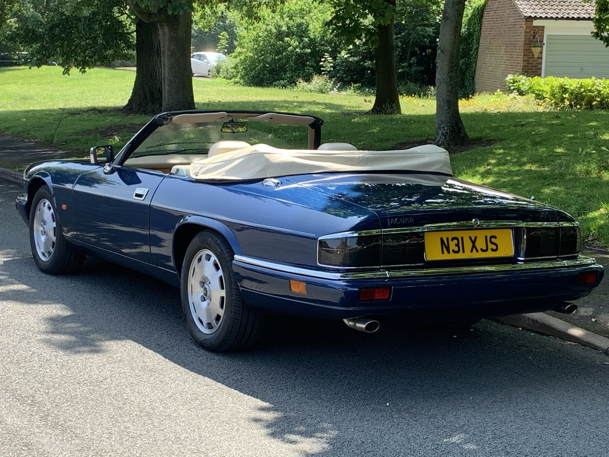 1995 Celebration XJS Very Low Mileage  For Sale (picture 2 of 6)